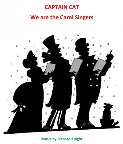 Captain Cat and the Carol Singers