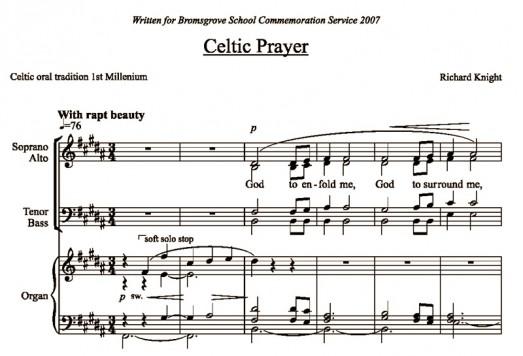 Celtic Prayer