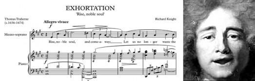 Exhortation (Rise noble soul)