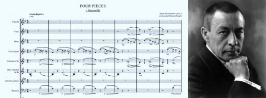 A Rachmaninov Suite