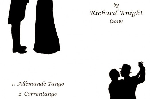 Tango Suite for unaccompanied viola